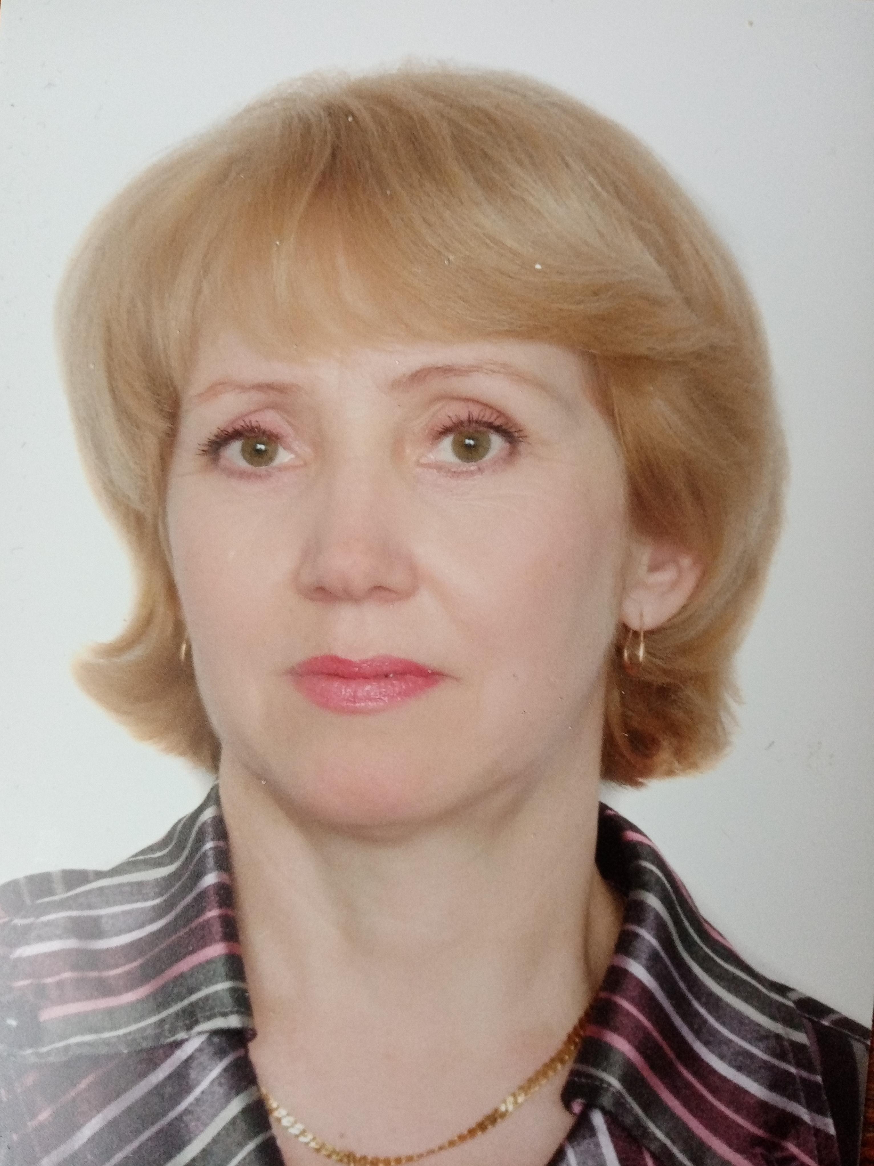 Винчо Наталя Михайловна - преподаватель курсов повара и повара-кондитера