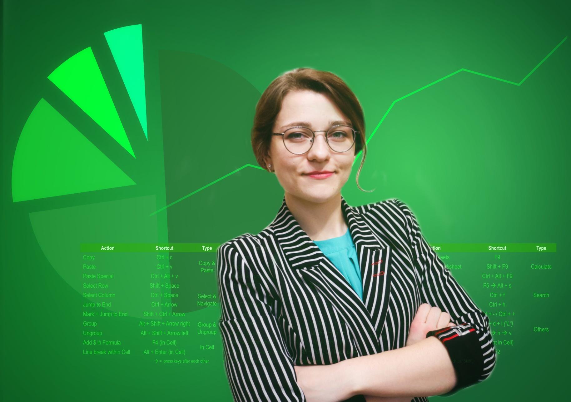 Курсы автоматизации, экономического анализа и программирования в MS Excel в Минске